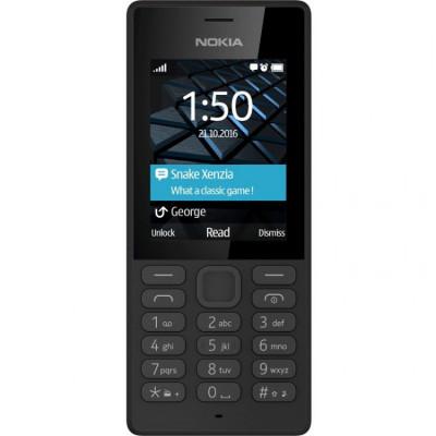 Telefon mobil Nokia 150 Dual Sim Negru foto