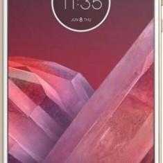 Telefon mobil Motorola Moto Z2 Play 64GB Dual Sim 4G Gold, Neblocat, 1080x1920 pixeli (FHD)