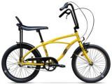 Bicicleta Pegas Strada Mini 3S 2017, Cadru 13inch, Roti 20inch, 3 Viteze (Galben)