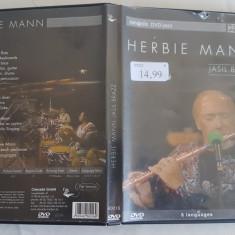 [DVD] Herbie Mann - Jasil Brazz - dvd original