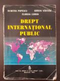 DREPT INTERNATIONAL PUBLIC - Popescu, Nastase, Coman