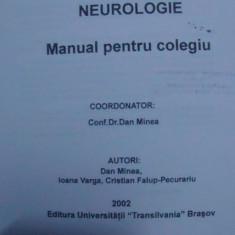 Neurologie - Manual pentru colegiu