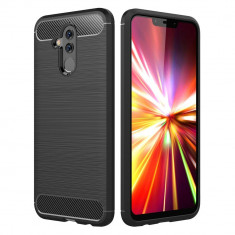 Husa HUAWEI Mate 20 Lite - Carbon (Negru) FORCELL