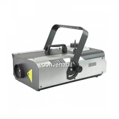 Masina de Fum - Generator Ceata 1200W Mic cu Telecomanda Wireless foto