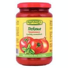 Sos Tomate Bio Toskana Rapunzel 340gr Cod: 1300225