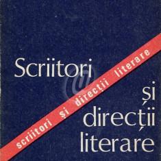 Scriitori si directii literare (Albatros)