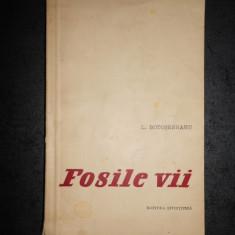 L. BOTOSENEANU - FOSILE VII