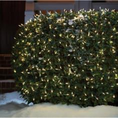 Plasa de lumini pentru exterior, 2x1.5 m, 160 LED-uri, alb, Home