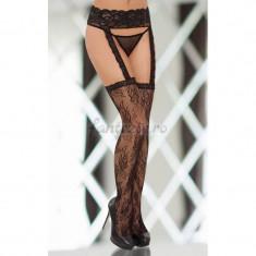 Stockings 6280 - black S-L