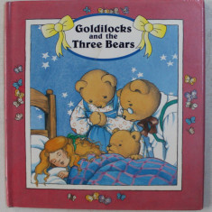 GOLDILOCKS AND THE THREE BEARS by SIMON GIRLING , ILLUSTRATED by JENNY PRESS