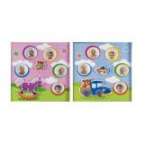 Album foto Kids Toys, personalizabil, 200 poze 10x15 cm, slip-in, notite, ProCart