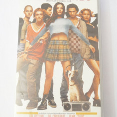 Caseta video VHS originala film tradus Ro - Empire Records
