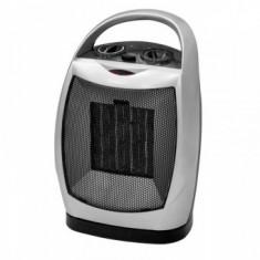 Incalzitor ceramic cu ventilator Descon DA-T182C, 2 trepte de putere, 1800 W