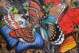 Tablou pictat pe panza, anul 2020, Natura, Acrilic, Realism