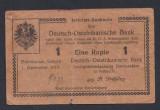 A3563 Germany Germania 1 rupie 1915