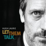 Hugh Laurie Let Them Talk digipak (cd)