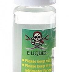 Lichid tigara electronica FARA NICOTINA, Pirate MENTOL 10 ml e-liquid
