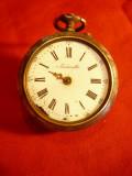 Ceas de Buzunar marca Midinette -Elvetia- pt.piese schimb, d.cadran=2,7cm