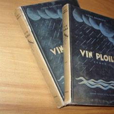 VIN  PLOILE  -  LOUIS  BROMFIELD  ( 2 volume, editie veche, rara ) *
