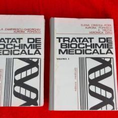 Tratat De Biochimie Medicala I - Elena Cristea-Popa, Aurora Popescu 2 VOLUME .