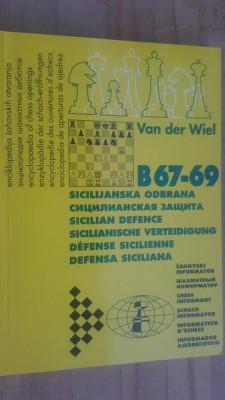 Sicilian defence B67-69- Van der Wiel foto