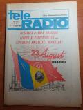 revista tele-radio 21-27 august 1983