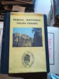 HARTA Parcul national Valea Cernei