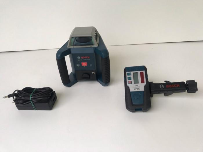 Nivela Laser Rotativa Bosch GRL 400 H Fabricatie 2017