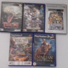 Joc PS2 x 5 - Lot 035