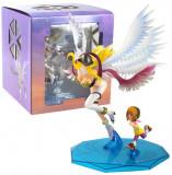 Figurina Angewomon Yagami Hikari Digimon anime 22 cm