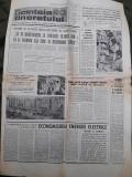 Ziar Scanteia tineretului 20 ianuarie 1982