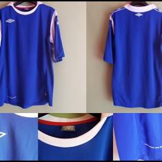 Tricouri Sport Barbati Umbro Albastru, L