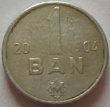 Moneda 1 BAN - MOLDOVA, anul  2004  *cod 3374 b