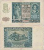 1940 (1 III), 50 Zlotych (P-96) - Polonia