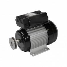 Motor electric monofazat, carcasa aluminiu DDT, 2.2 kW, 3000 rpm, 2 condensatori, bobinaj cupru