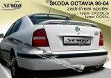 Eleron WRC RS Vrs portbagaj tuning sport Skoda Octavia 1 Mk1 1U 1996-2006 v6