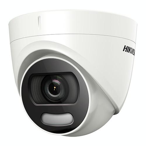 Camera supraveghere Hibrid 2 MP cu lumina alba 20m