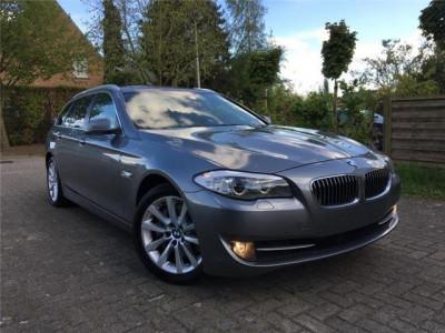 BMW Seria 5 525 / xDrive / KM Reali / Bi-Turbo / An 2013 foto
