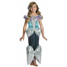 Costum Disney Ariel Shimmer 7 - 8 ani