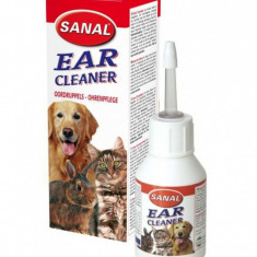 SOLUTIE PENTRU CURATAREA URECHILOR SANAL EAR CLEANSER 50 ML