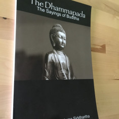 Gautama Siddhartha - The Dhammapada [2017] [ENG] (Carte noua)