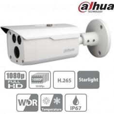 Camera bullet IP Dahua IPC-HFW4231D-AS 2MP, 3.6mm, IR 80m, IP67, WDR 120dB, PoE, slot card microSD, ONVIF