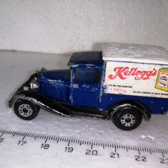 bnk jc Matchbox Superfast Model A Ford