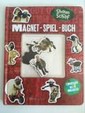 Carte magnetica pt copii, limba germana, Magnet - Spiel - Buch cu Shon das Schaf