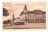 SV * Arad  *  PALATUL CENARD  *  1946  *  Centrul * masini de epoca * animatie, Circulata, Necirculata, Fotografie, Printata