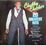 VINIL  Chubby Checker – 20 Greatest Hits - (VG+) -