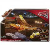Set de joaca Disney Cars, Thunder Hollow Challenge DYB00