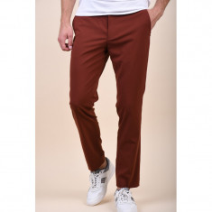 Pantaloni Selected Slim-Mylogan Smoked Paprika