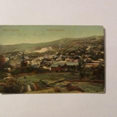 """GE - Ilustrata Slanic Prahova """"Vedere Generala"""" interbelica circulata"""