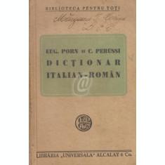 Dictionar italian-roman (Ed. Alcalay)